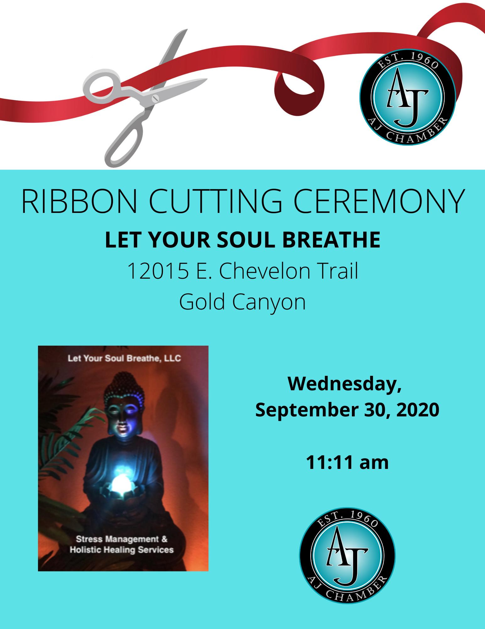 Let Your Soul Breathe