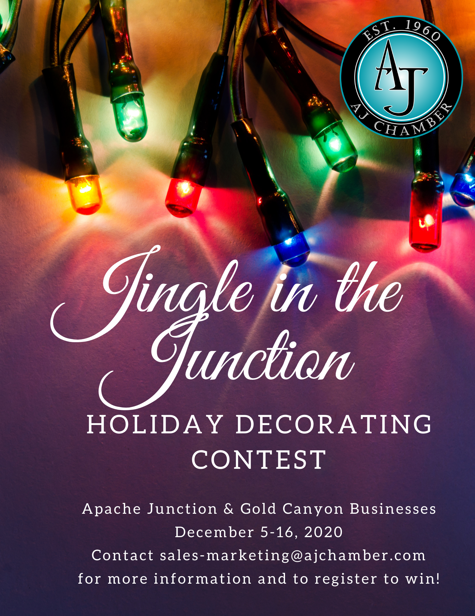 Jingle in the Junction - Flyer