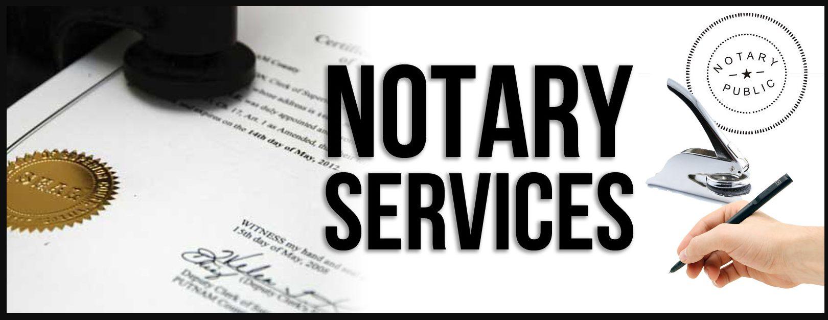 Notary Public Image - Web