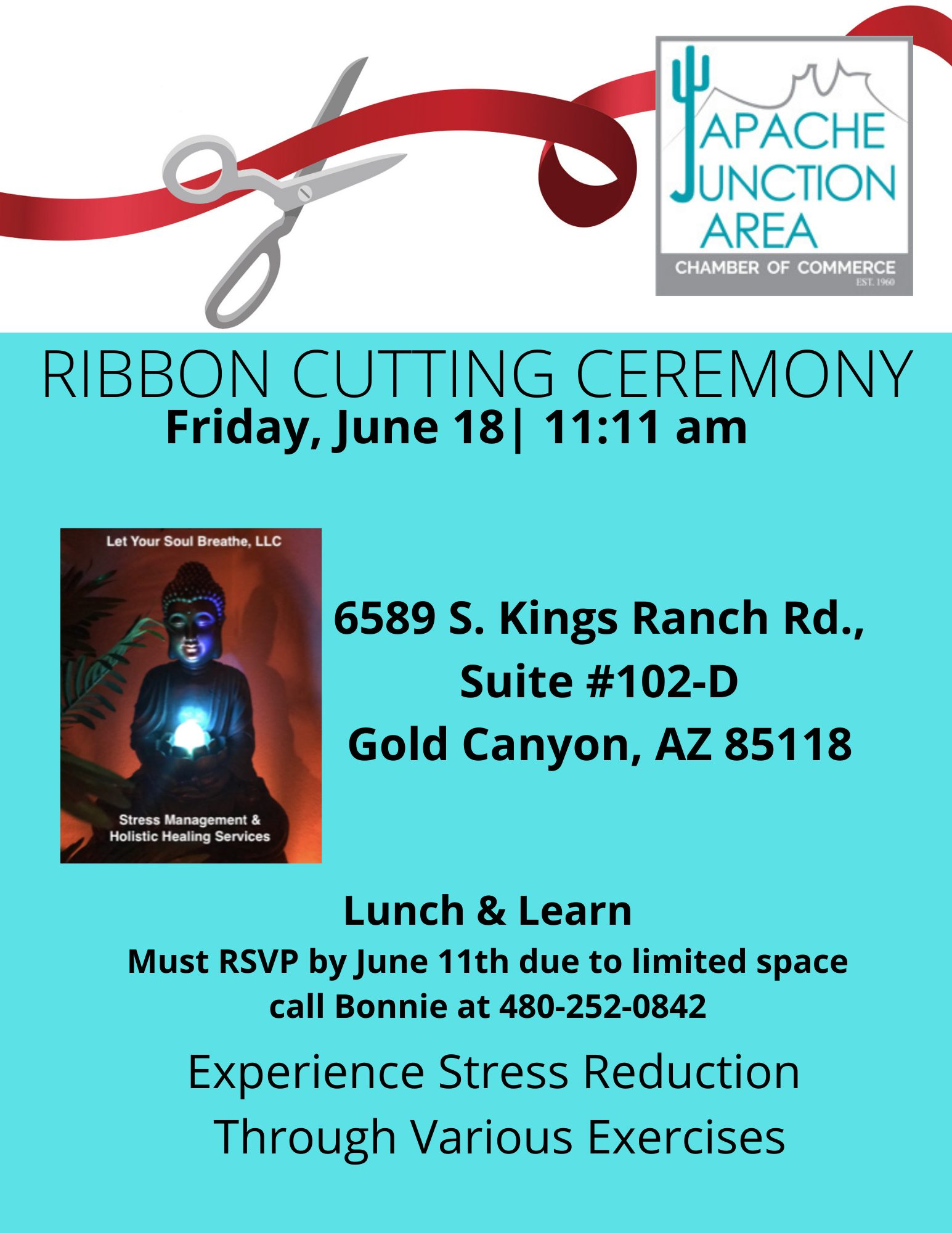_Ribbon Cutting - Let Your Soul Breathe (3)