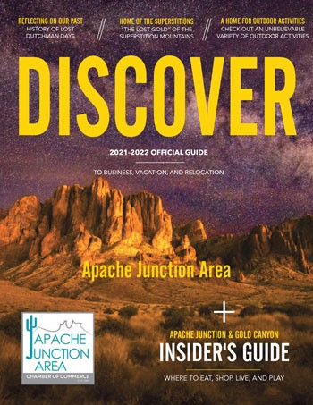 New Discover Magazine is here!