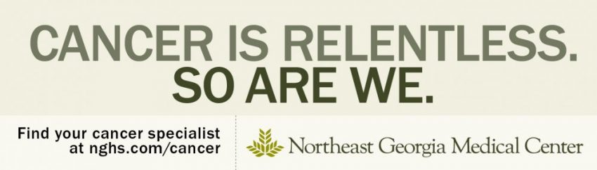 Northeast Georgia Medical Center, find your cancer specialist