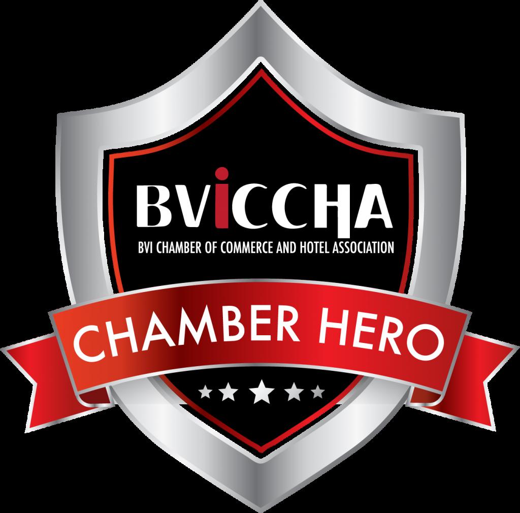 Chamber Hero logo