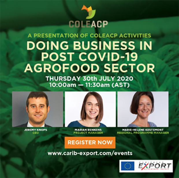 Doing Business in the Agrofood Sector post Covid-19