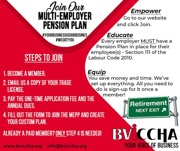 The Multi-Employer Pension Plan