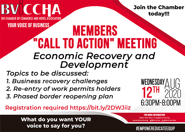 Call to Action meeting