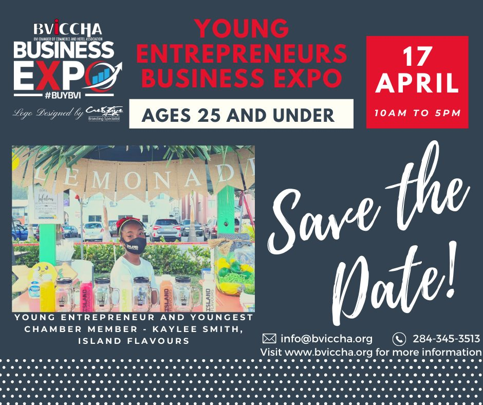 2021 BVICCHA BUYBVI Young Entrepreneur Business Expo