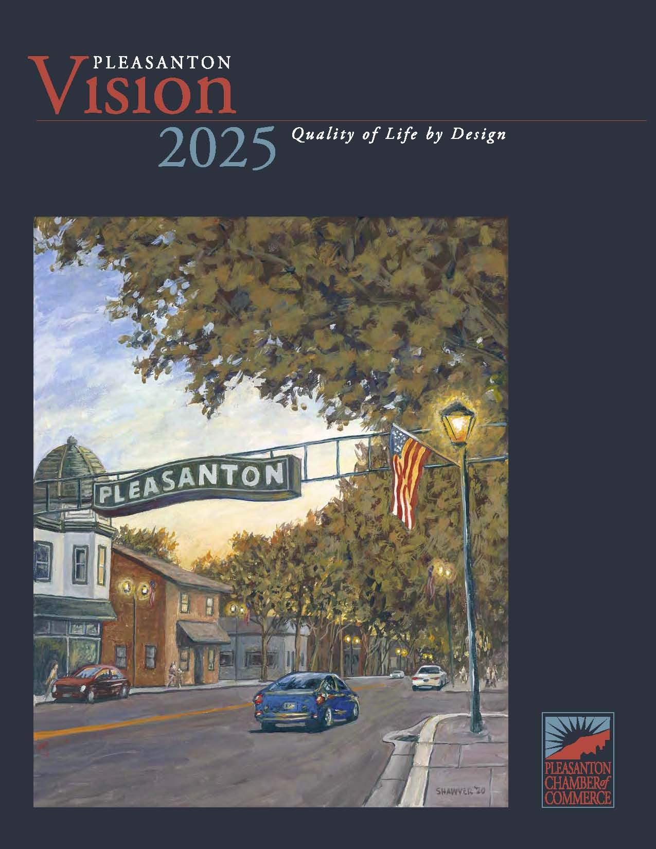 Pleasanton Vision 2025