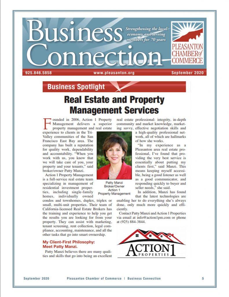 Action 1 Properties Business Spotlight