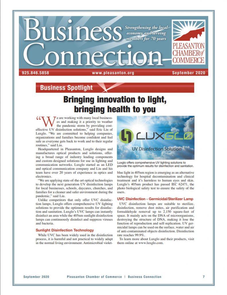 Luxglo Business Spotlight