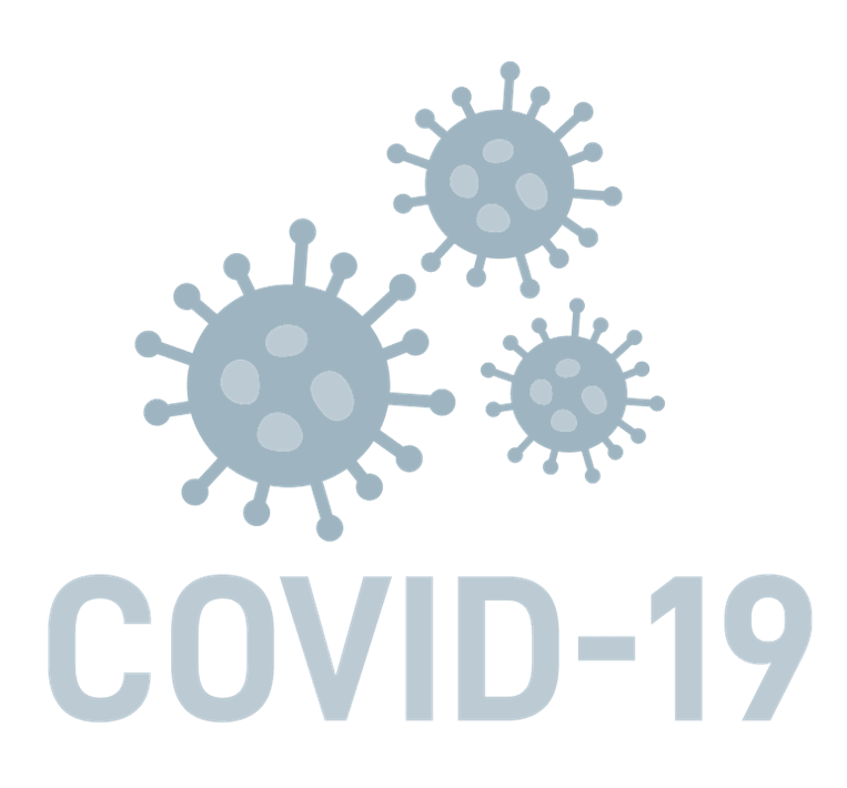 Covid-19 icon for website