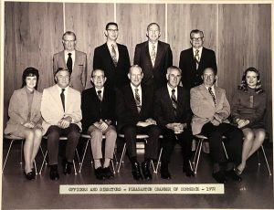 1972 officers and directors