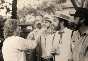 Heritage Days 1988, beard and mustache contest
