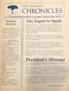 The Chamber Chronicles from 1985