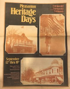 Heritage Days was one of the Chamber's biggest fundraising events