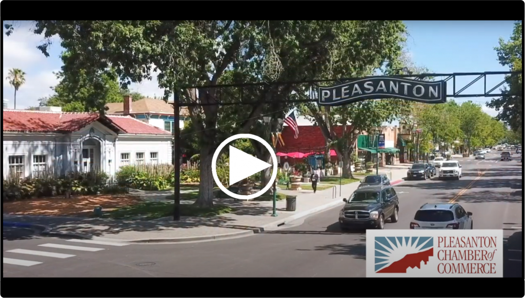 We are the Pleasanton Chamber video May 2021