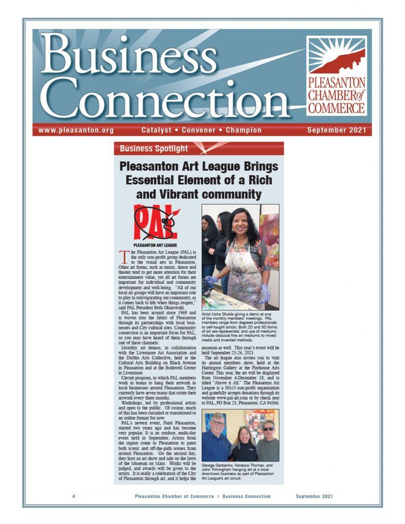 Pleasanton Art League