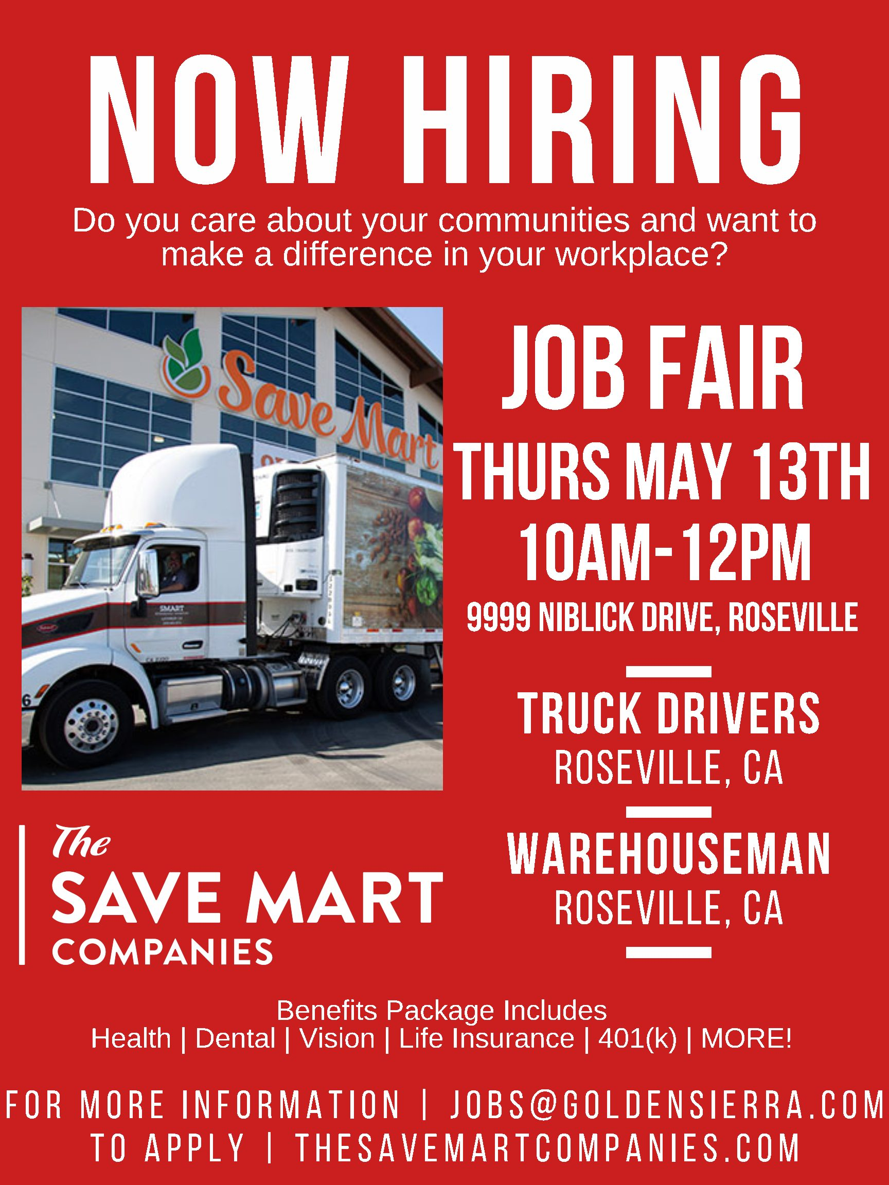 SaveMart Hiring Flyer (1)