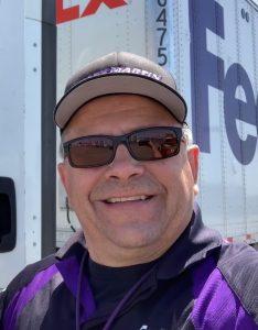 1st place ($500) – Gary Martin, FedEx Ground