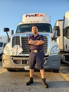 2nd Place ($250) – Jose Luis Perez, Jr., FedEx Express