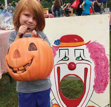 Fall fun at the Cider and Donut Festival
