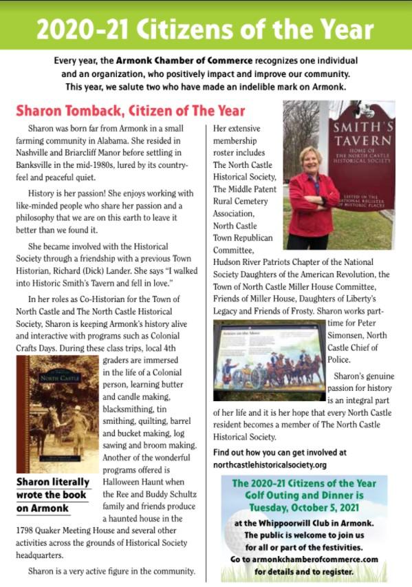 Sharon Tomback