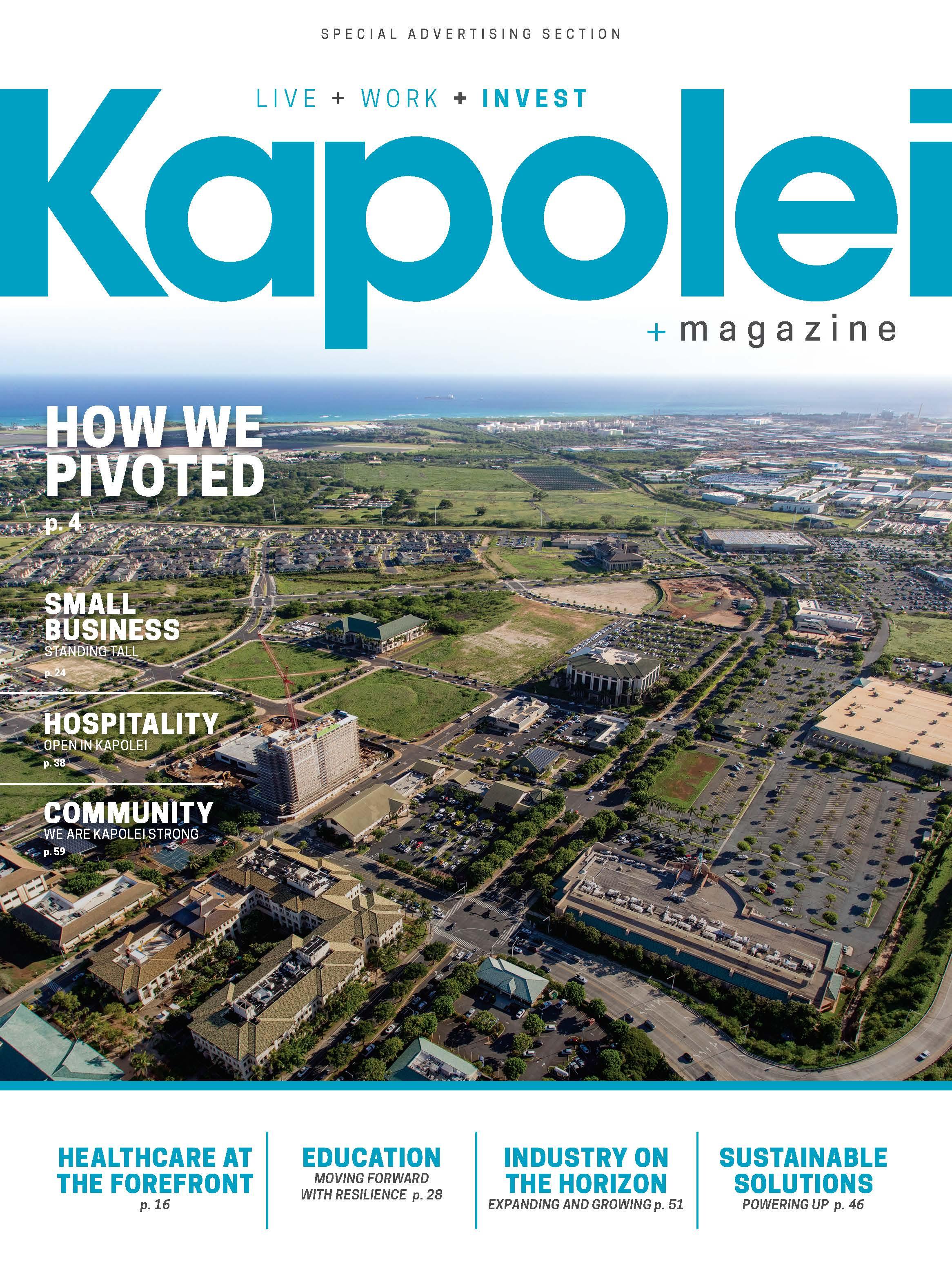 Kapolei Magazine 2020-2021