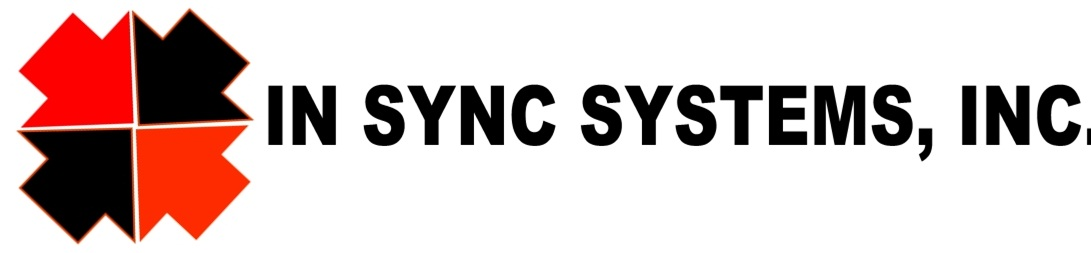 In Sync Systems