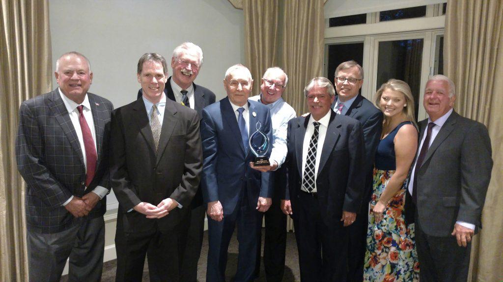 Lions Club - Carl E. Wehde Award 2