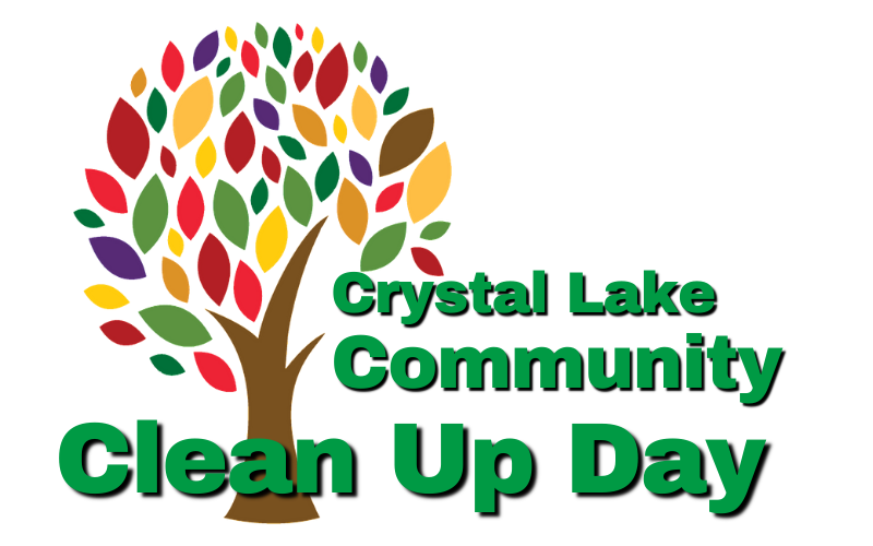 Community Clean Up Day Logo