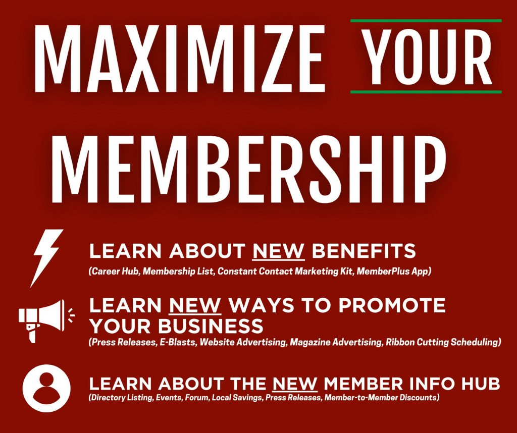 PROMO Maximize Your Membership