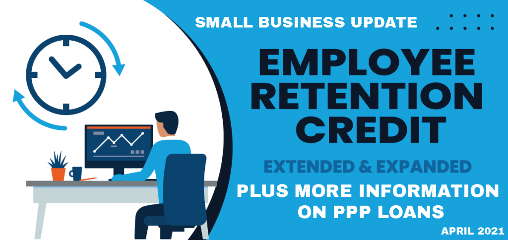 small business ppp and erc
