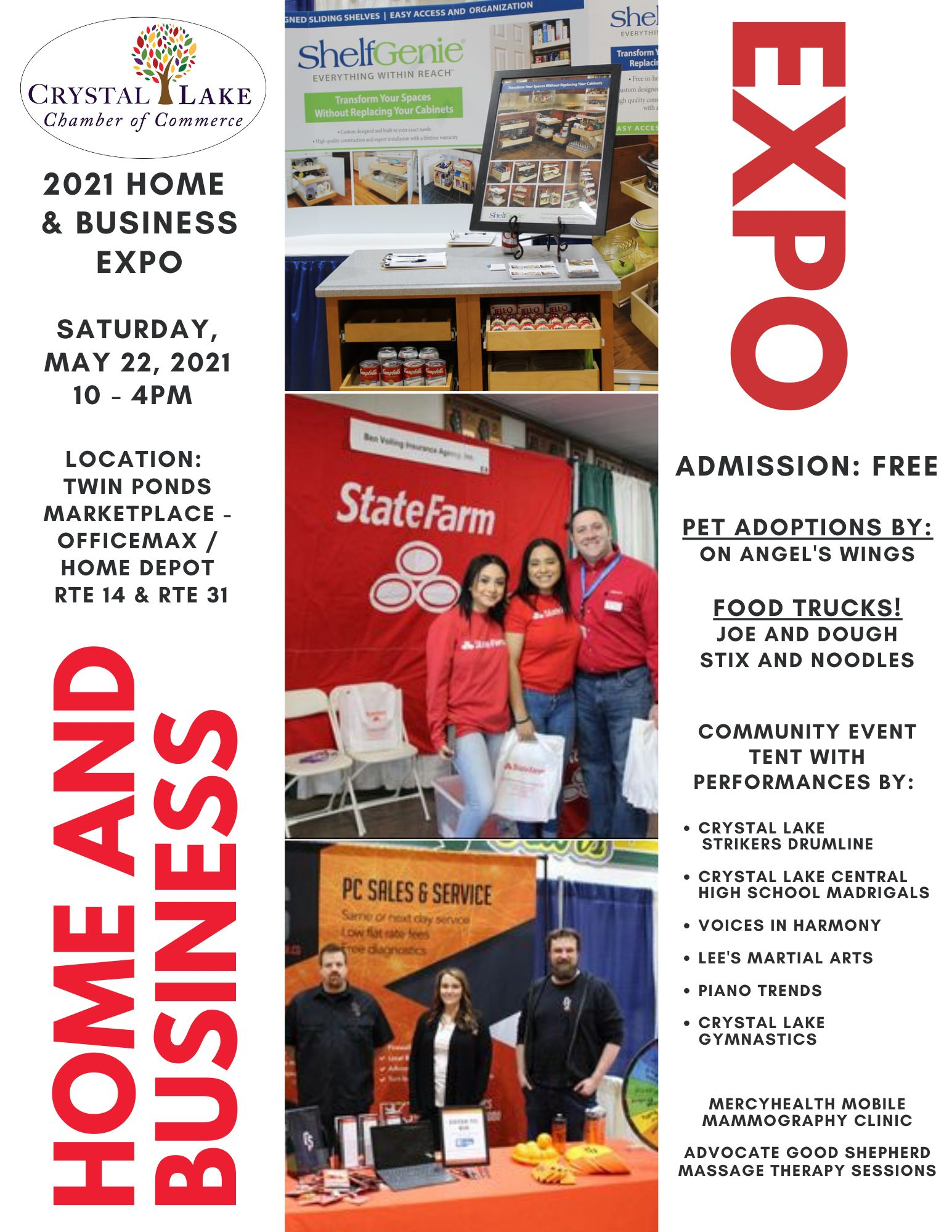 Copy of 2021 home and business expo flyer