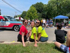 Thank you Parade Marshals!