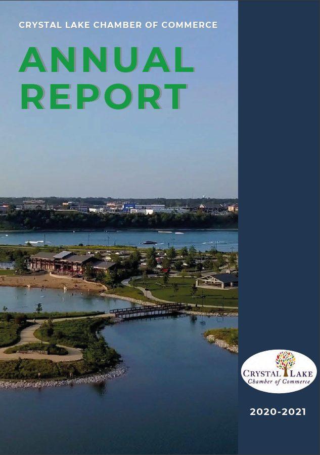 2021 Annual Report image