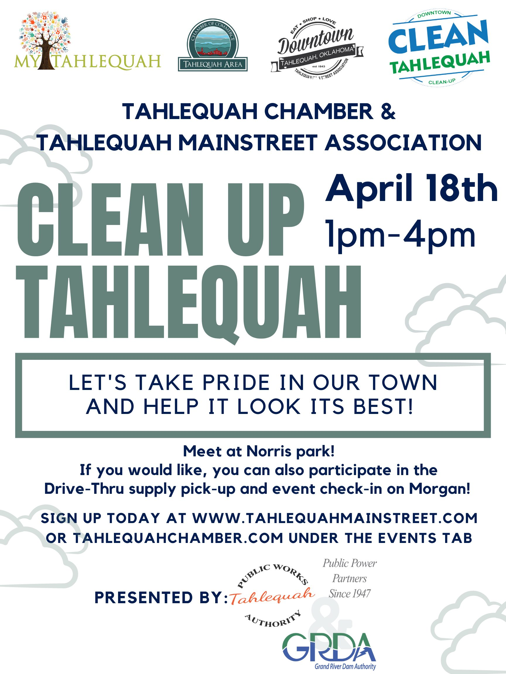 Clean up Tahlequah (1)