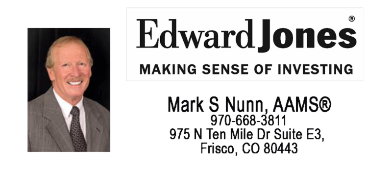 Edward Jones - Mark Nunn