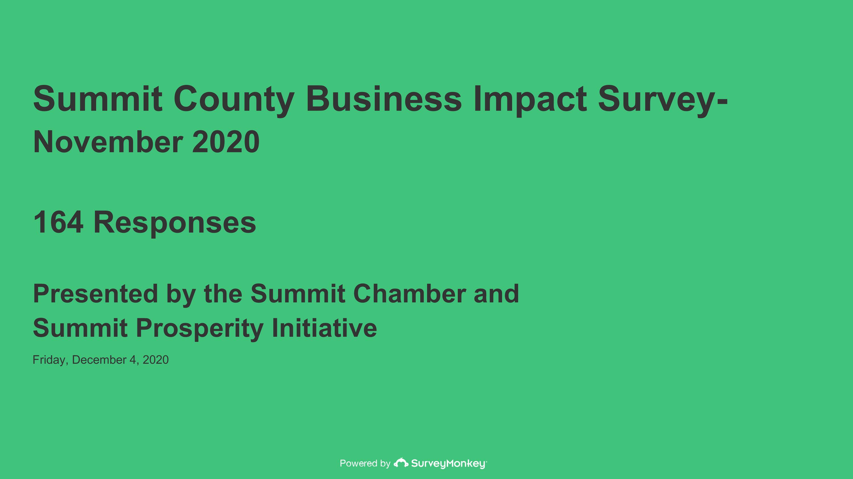 Econ Impact Survey Results Sept- Dec Presentation- final-1