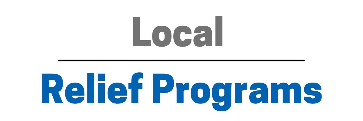 Local Relief Programs