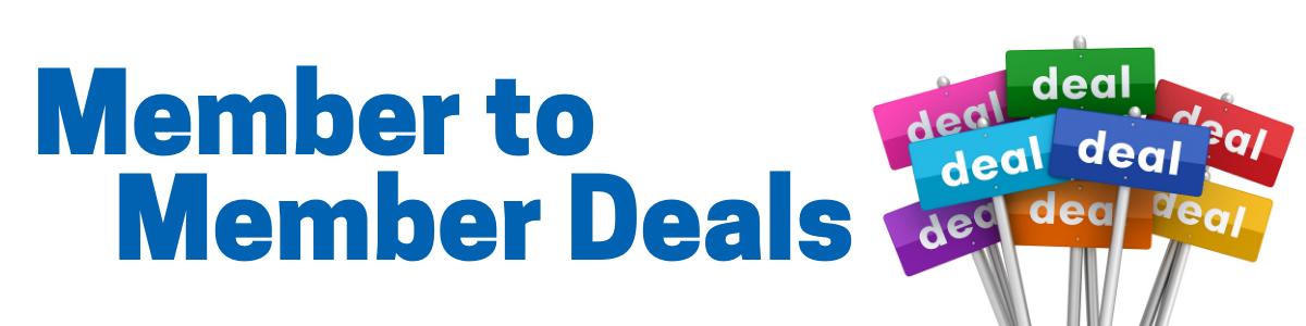 Member to Member Deals