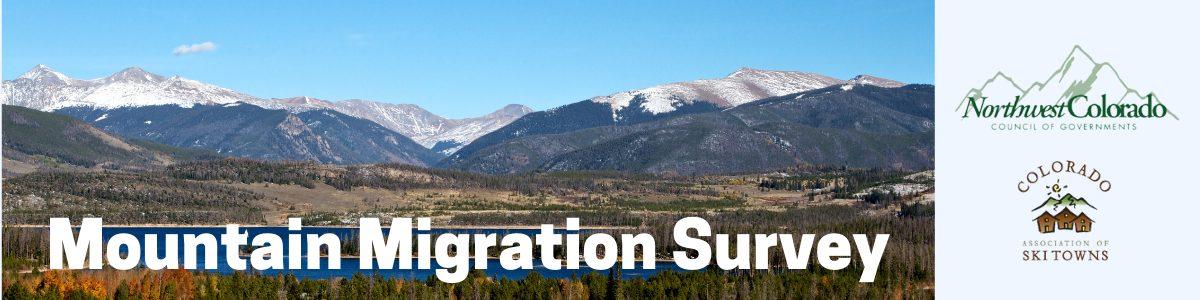 Mountain Migration Survey 1200x300