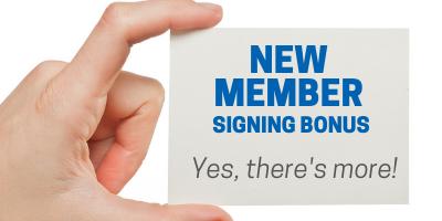 New Member Benefits 400x200 Rev