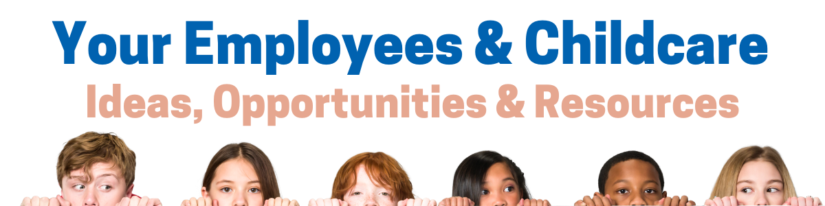 Employees & Childcare 1200x300