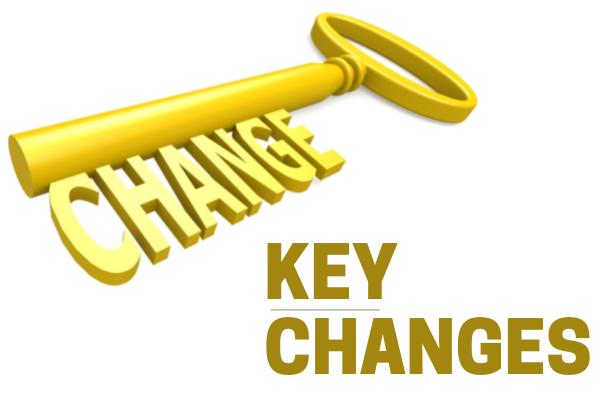 Key Changesv2