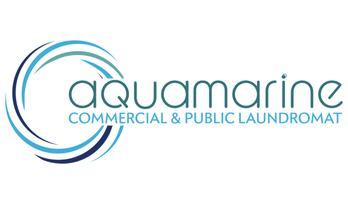 Aquamarine Coin and Laundry