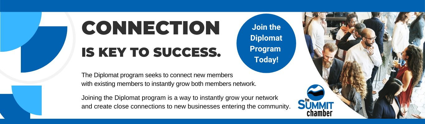Copy of Connection is the Key to Success Website Banner.