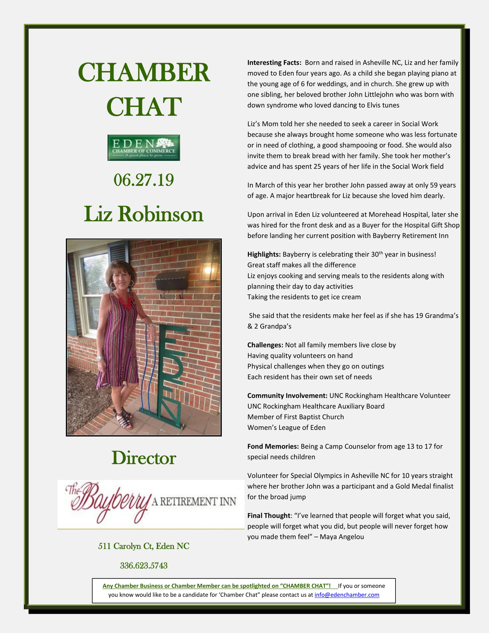 CHAMBER-CHAT-Liz-Robinson--Bayberry-Inn-1