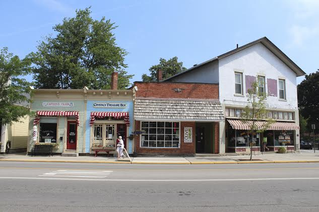 verm store view from w to e