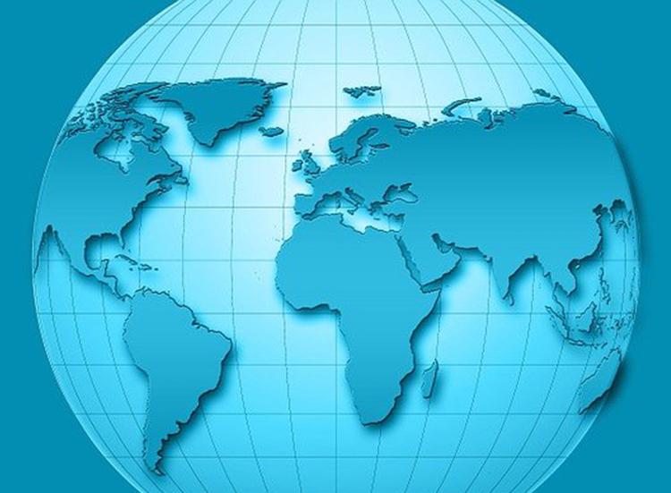 Join the International Association of CFS/ME - blue globe