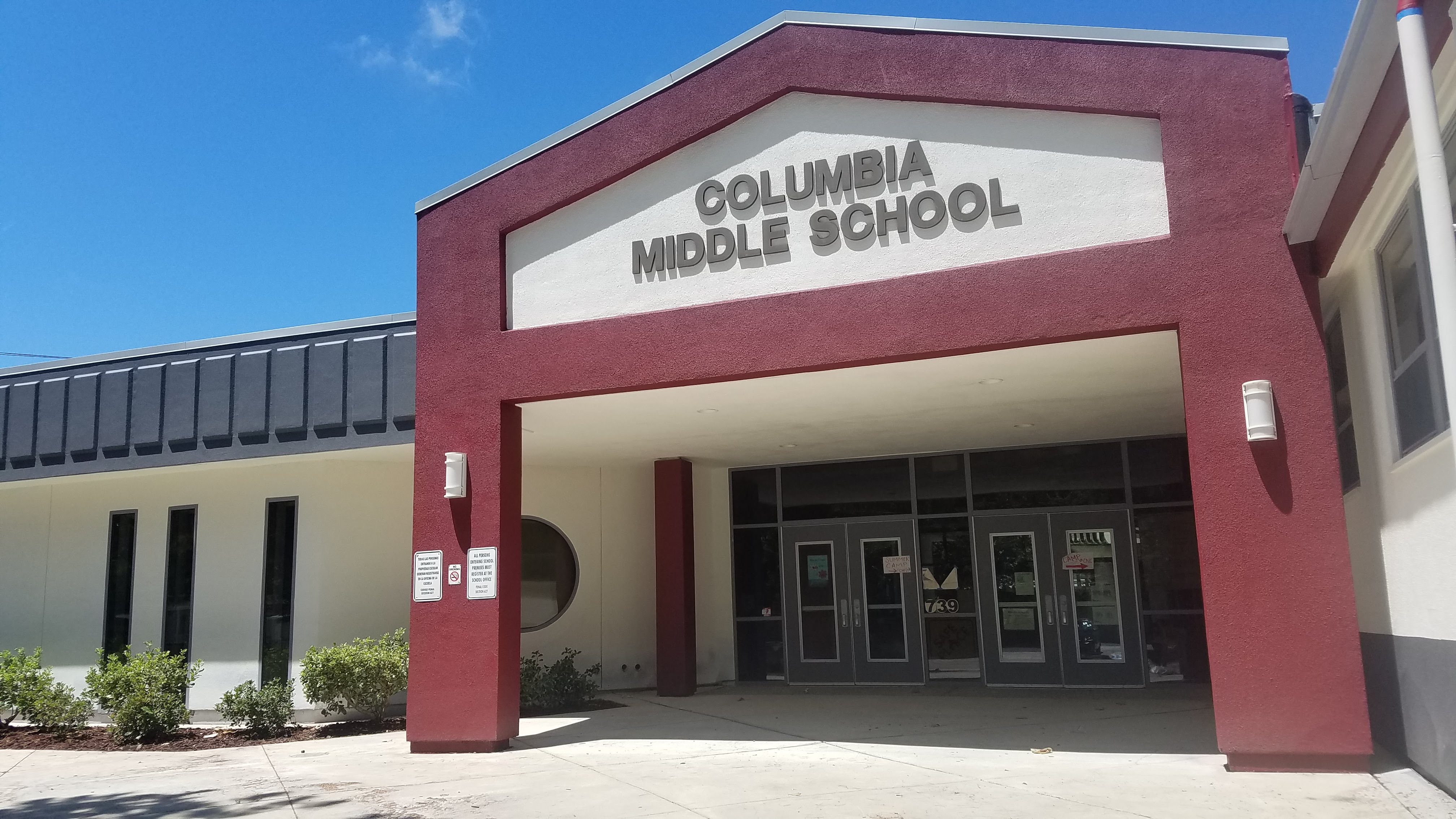 Columbia Middle School